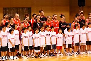 ... 日本代表vsレバノン代表 第3戦